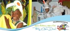 St Kitts Carnival - December / January