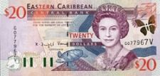 What currency does St Kitts use?