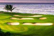 Golf on St. Kitts